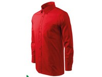 Košeľa červená ADLER Shirt Long Sleeve