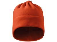 Čiapka fleecová oranžová PRACTIC unisex