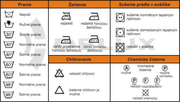 Ošetrovacie symboly